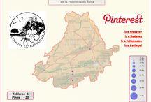 Provincia de Ávila / Estas son las localidades de la Provincia de Ávila que tenemos representadas en nuestro perfil de Pinterest. En Conoce Extremadura sabemos valorar las maravillas de nuestros vecinos.