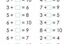 Matematika 1.