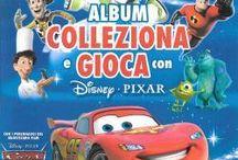 Colleziona e gioca con Disney Pixar