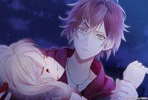 Diabolik lovers Ayato × Yui