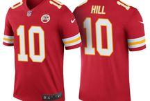 NFL Kansas City Chiefs Jerseys