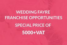 Wedding Fayre News / Find everything you need to know about #Wedding Fayre, including special offers, franchise opportunities and more!