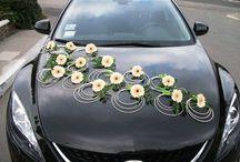 macchina da sposi