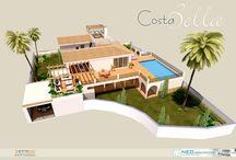 animacad Infografia Exterior 2 / Infografia Exterior Model 3D exterior 2