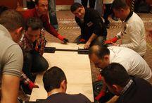 Büyük Yarış / Birtakım İşler Kurumsal Aktivite Yönetimi'nin hazırladığı takım çalışması aktiviteleri.