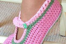 Instant Download Crochet Pattern Mary Janes for von Genevive
