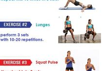 Toning exercises lower body