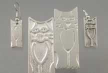 Pewter, jewellery and art by Cynthia / Designs and other creations by Cynthia Ryder