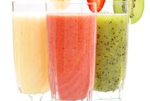 Smoothies / Which one will you pick I will chose strawberry