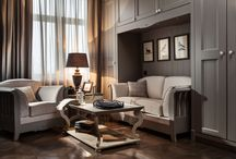 Minacciolo Classic apartments / Real homes furnished by English Mood collection.