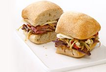 sandwhiches / by Gina Ciano-Santos