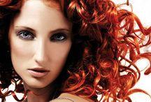 Red Hot / by Tyler Mason Salon Spa