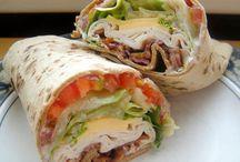 Wraps & sandwiches