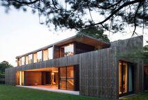 architecture bois maison
