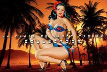 """""""La Plage de Saint Tropez"""" collection / """"La Plage de Saint Tropez"""" collection by Pericles Kondylatos Available @ Cavo Tagoo Hotel - Mykonos & Vassilis Zoulias Boutique – Athens"""
