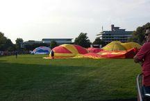 luchtballon park wezenlanden 2014