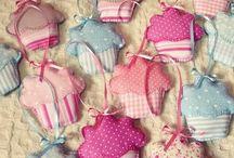 chaveiros de tecido