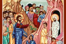 Christian Feasts and Events / Events from the lives of Jesus and the Virgin Mary