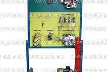 Trainer Diesel Fuel Inline System / Trainer Diesel Fuel Inline System