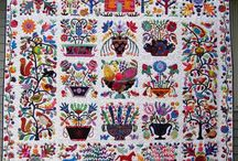 Kaffe and Kim McLean Quilts