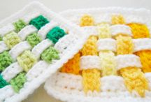 Tawashi, dishcloths & facescrubbies / Crochet