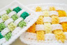 Tawashi, dishcloths & facescrubbies / Crochet
