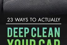 2017 Car Cleaning Hacks
