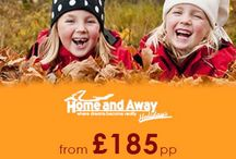 Autumn Holiday Deals