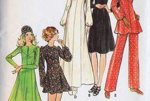 70s dress patterns