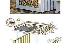 Αποθήκευση ξύλων