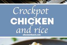 Recipe Slow cooker