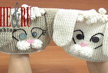 Crochet and Knitting Clothes on Sherufashion / by SHERU Knitting