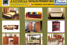 Katalog Perabot / 2014 JATIMAS Furniture Catalog for Home, Office, Hotel, Resort