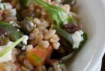 insalate legumi