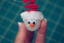 snowman / by Linda Bray