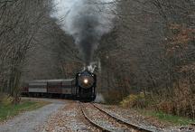 Ridin' the Rails / by Vicki Gordon