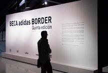 Beca #adidas Border / Desarrollo de proyectos que involucran dinámicas de investigación y producción artística interdisciplinaria