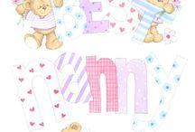 ideias para nomes de bebes