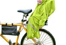 Pokrowe rowerowe / Pokrowce przeciwdeszczowe na rower dla dzieci