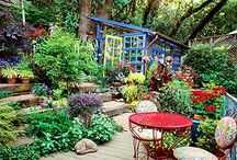 Outdoor Ideas / by Marcy Weatherby