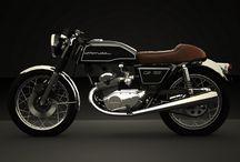 Honda CB 125 Brat Project