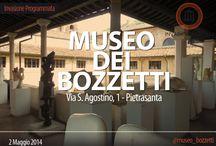 #museodeibozzetti - Invasione Digitale