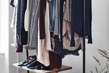 HOME • Walk-in closet - Storage
