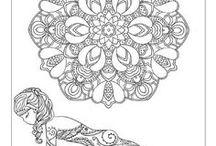 jóga mandala