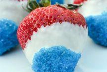 FOOD: Finger Foods / snacks and finger foods
