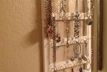 Jewelry hangerS