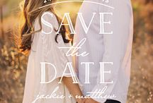 Save the dates & invites
