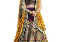 Wedding Lehengas / The Traditional Diva in you wants you to shine through! Go gaga over these mesmerizing Lehenga Styles, brought to you by Kraftly. Rock your wedding look as you adorn these designer delights. Shop Indian Ethnic Wear, Wedding Lehengas, Ethnic Wear for Men, Ethnic Wear for Women and much more at best prices.
