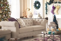 Chesterfield sofas and chairs roomsets