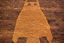 Petroglyphs & Pictograms